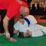Mistrzostwa Polski Kyokushin sensei Kamil Bazelak sędzia (34)