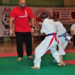 Mistrzostwa Polski Kyokushin sensei Kamil Bazelak sędzia (35)
