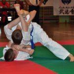 Mistrzostwa Polski Kyokushin sensei Kamil Bazelak sędzia (36)