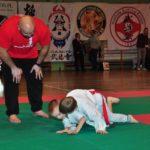 Mistrzostwa Polski Kyokushin sensei Kamil Bazelak sędzia (38)