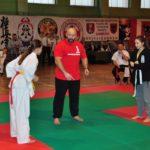 Mistrzostwa Polski Kyokushin sensei Kamil Bazelak sędzia (40)
