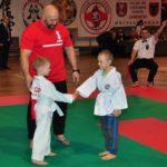 Mistrzostwa Polski Kyokushin sensei Kamil Bazelak sędzia (6)