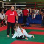 Mistrzostwa Polski Kyokushin sensei Kamil Bazelak sędzia (7)