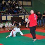 Mistrzostwa Polski Kyokushin sensei Kamil Bazelak sędzia (8)