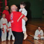 Mistrzostwa Polski Kyokushin sensei Kamil Bazelak sędzia (9)