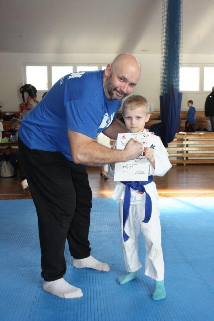 DLG Young Grapplers Kamil Bazelak, Jan Biały,