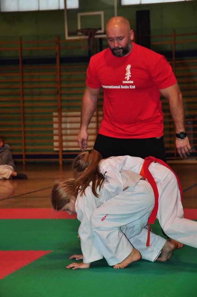 Kamil Bazelak Kyokushin Karate