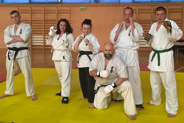 Mistrzostwa Gminy Andrespol Kyokushin IBK