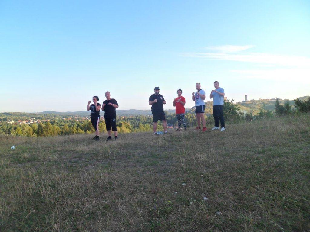 11 Obóz Kyokushin Andrespol Dojo Kokoro Bazelak, Ubowska, Bińczak, Musiński, Kubiak,Prokop (Copy)