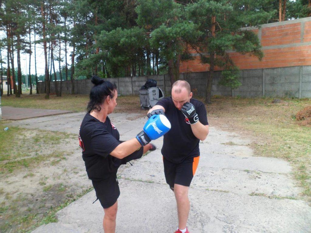 11 Obóz Kyokushin Andrespol Dojo Kokoro Przemysław Kubiak, Małgorzata Ubowska (Copy)