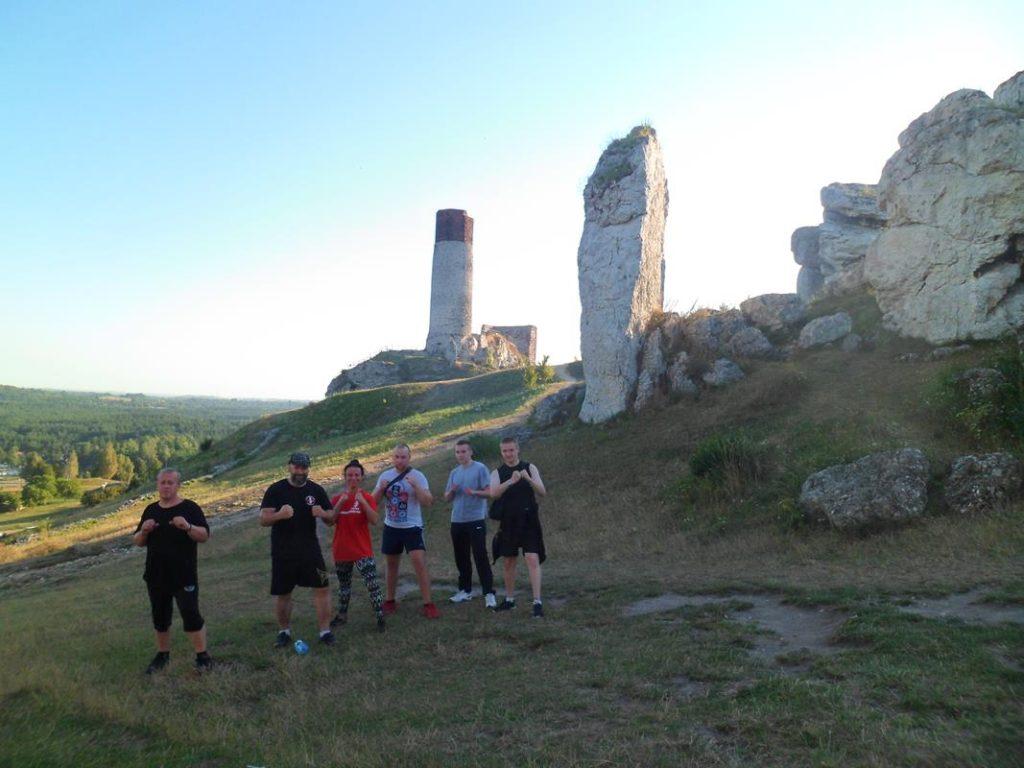 15 Obóz Kyokushin Andrespol Dojo Kokoro Bazelak, Ubowska, Bińczak, Musiński, Kubiak, Prokop (Copy)