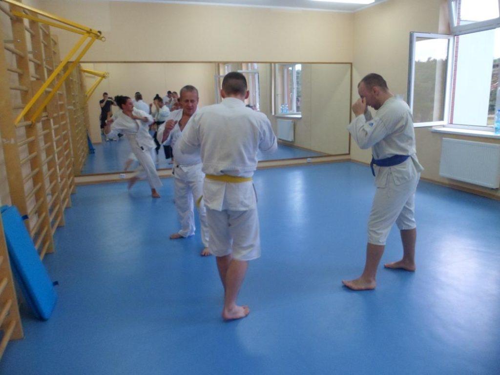 20 Obóz letni Kyokushin Andrespol Kokoro Dojo