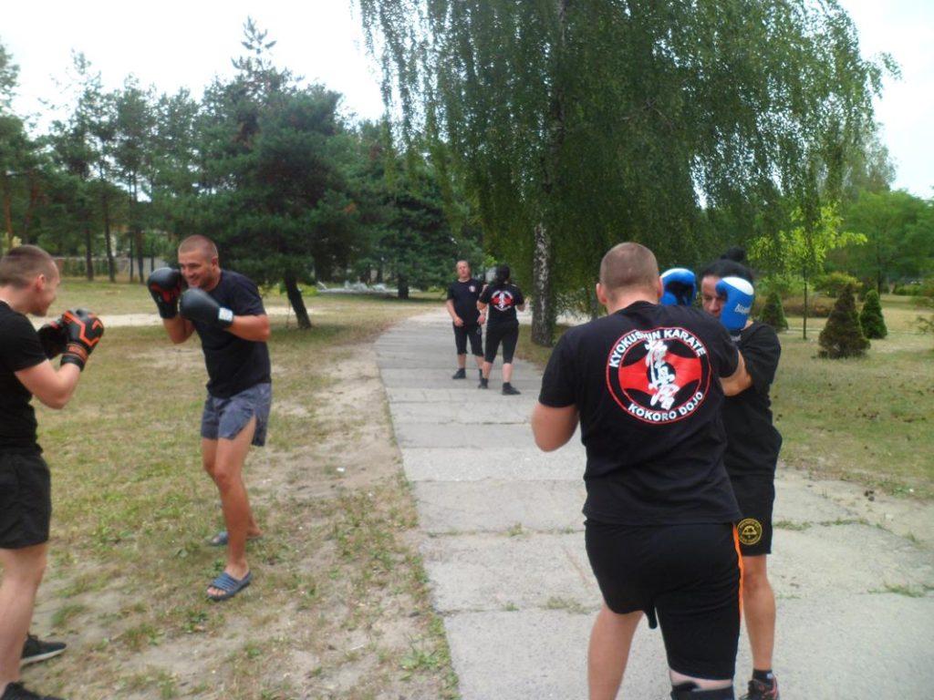 9 Obóz Kyokushin Andrespol Dojo Kokoro (Copy)