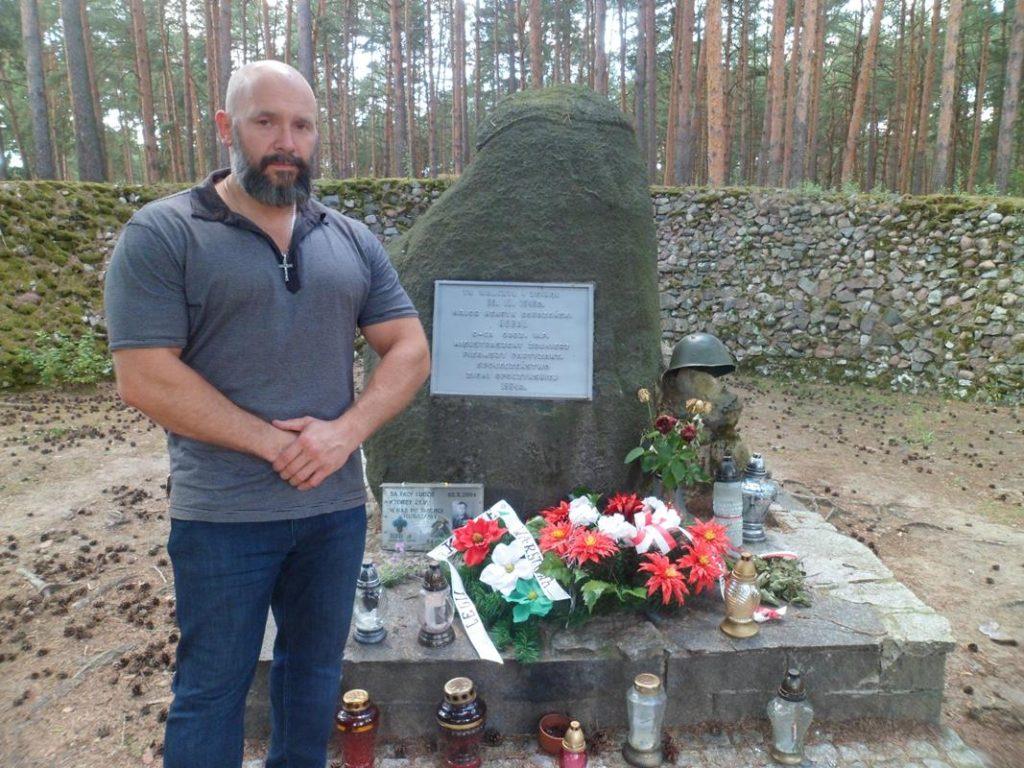 Szaniec Hubala Kamil Bazelak (2)