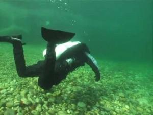 Nurkowanie na Jeziorze Rydwan-Guźnia