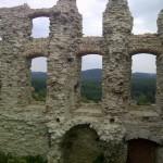 Ruiny Zamku w Rabsztynie