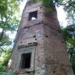 Ruiny Zamku w Wyszynie