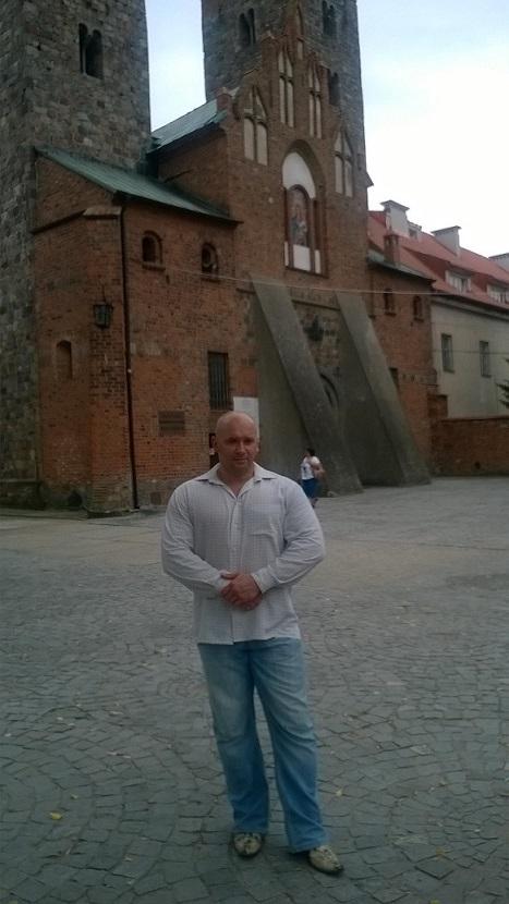 Kamil Bazelak Kościół Zwiastowania Najświętszej Marii Panny