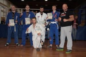Puchar Furo Karate 2016 Kamil Bazelak, Radosław Kostrubiec, Paweł Kiecana, Wojciech Marczak, Jakub Kornacki, Jakub Ślepko