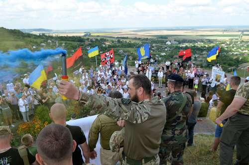 banderowcy i naziści ukraińścy