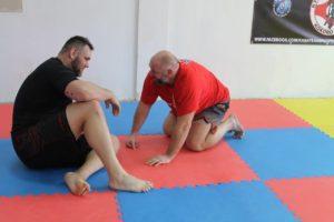 17 Grappling Wojciech Akodo Buliński vs Kamil Bazelak