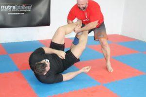 3 Grappling Wojciech Akodo Buliński vs Kamil Bazelak