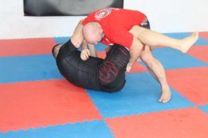 5 Grappling Wojciech Akodo Buliński vs Kamil Bazelak