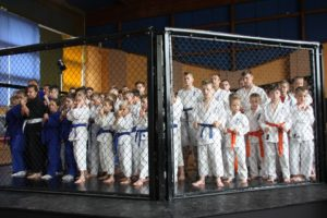 1 Grand Prix Polski Kyokushin IBK w Wiśniowej Górze