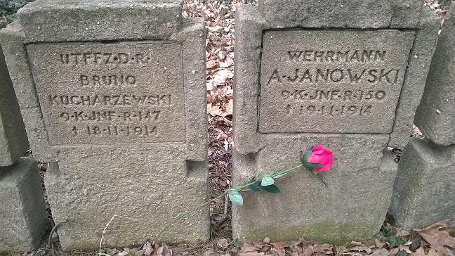 Bruno-Kucharzewski-i-Janowski-cmentarz-wojenny-w-Witkowicach
