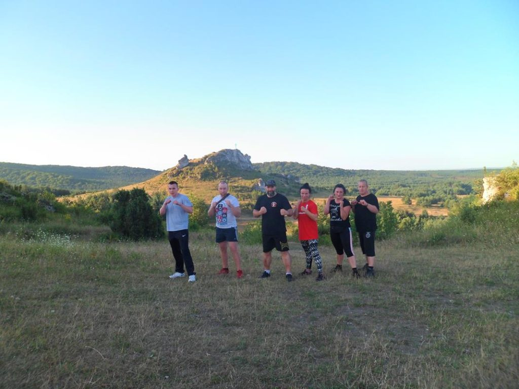 12 Obóz Kyokushin Andrespol Dojo Kokoro Bazelak, Ubowska, Bińczak, Musiński, Kubiak, Prokop (Copy)