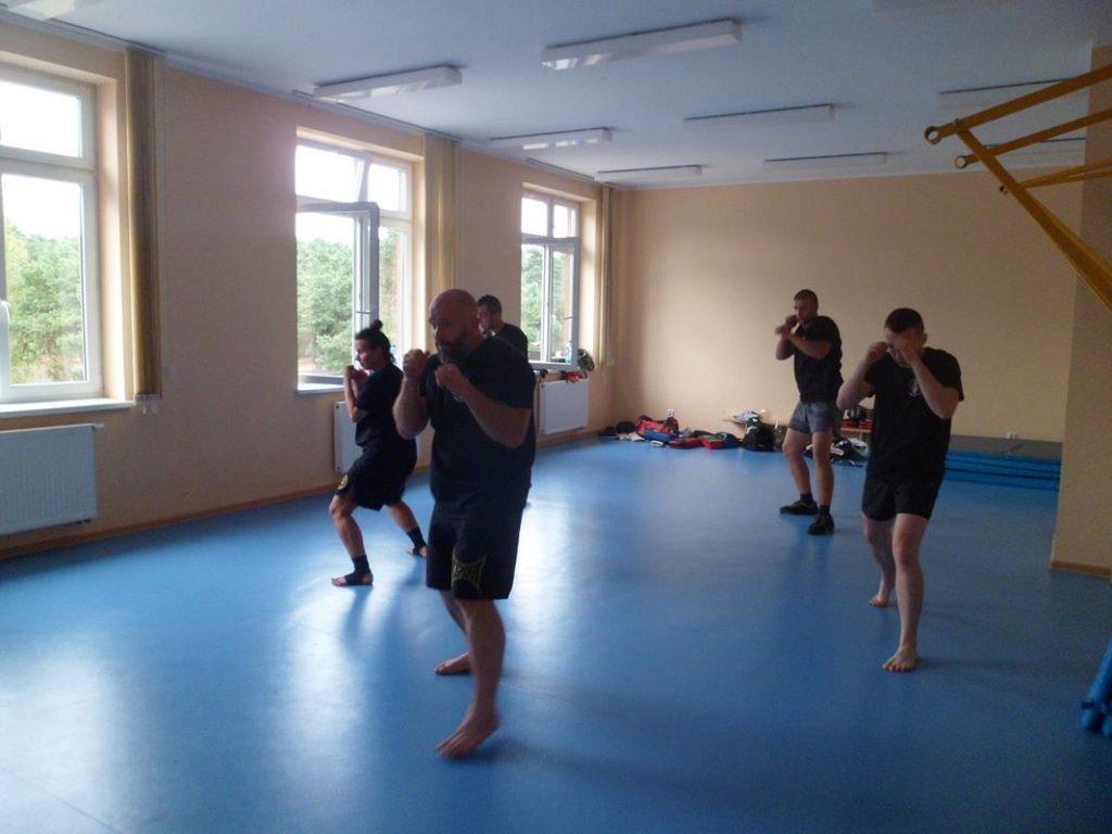 5 Obóz letni Kyokushin Andrespol Kokoro Dojo